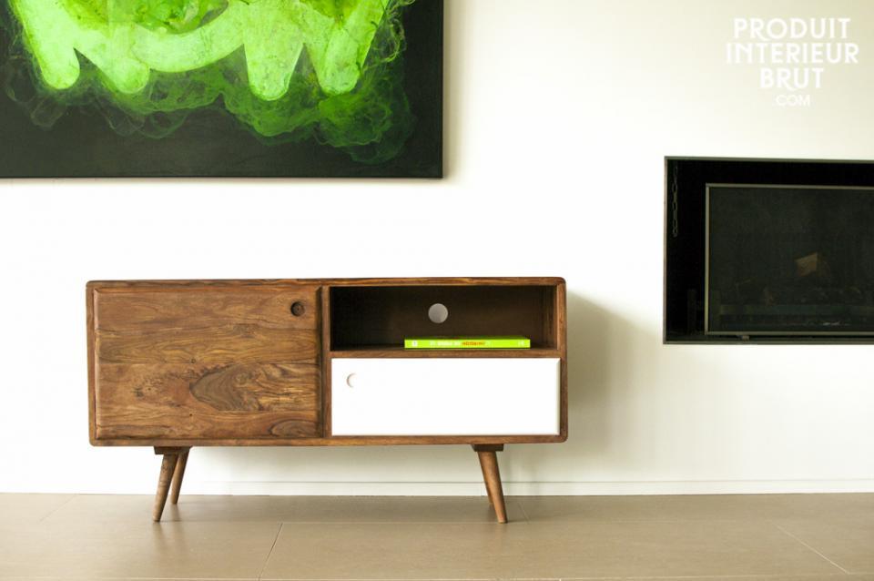 Quand le meuble scandinave rime avec vintage…