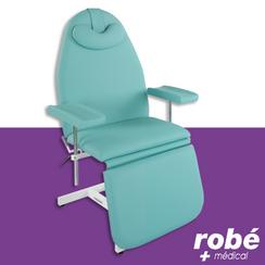 Faites appel à robe-materiel-medical.com si vous cherchez un fauteuil de prélèvement