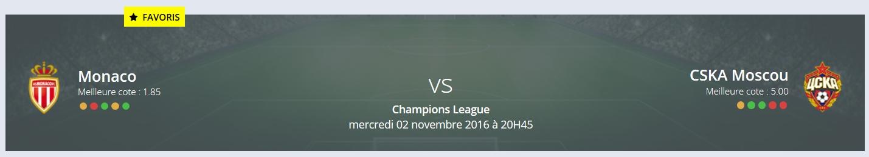 Construisez votre pronostic Legia Varsovie Real Madrid Ligue des Champions avec Rue des joueurs !