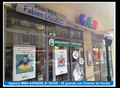 Votre agence MMA d'Asnières-sur-Seine répond parfaitement à vos besoins en épargne